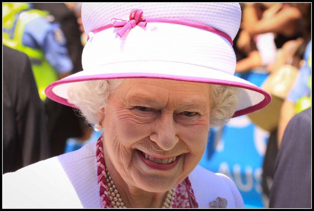 Kraliçe II. Elizabeth'in 92. yaş günü