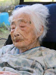 Dünyanın 160 torunlu en yaşlı insanı öldü