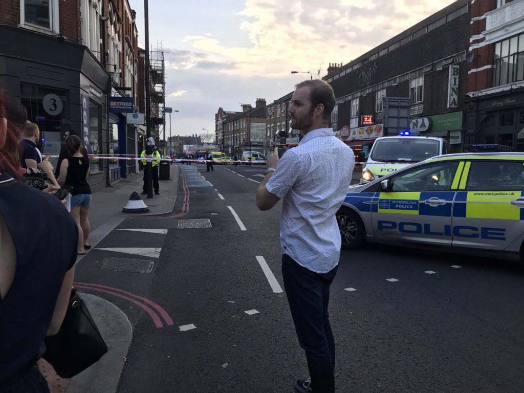 Güney Londra'da bıçaklanma: 2 yaralı