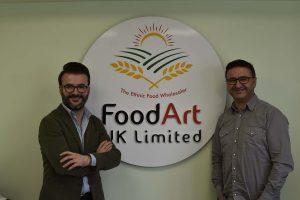 Gıdanın sanat hali FoodArt