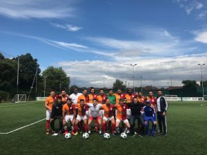 GS FC, lideri devirdi: 4-2