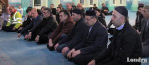 Süleymaniye Camisi'nde Miraç Kandili