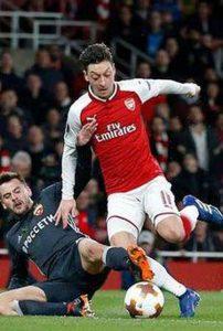 Arsenal 4-1 galip