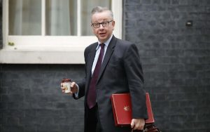 Gove refuses to say if government would abide by legislation blocking no-deal