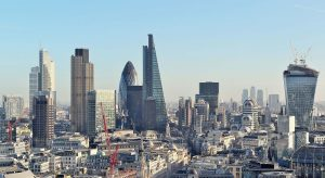 London moves up the list of most expensive cities
