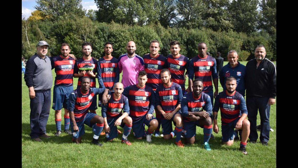 Yeni Boğaziçi tek golle geçti: 1-0