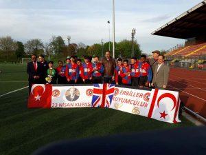 Gençlerde 23 Nisan Kupası