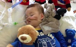 23 aylık bebek, mahkeme kararıyla ölecek