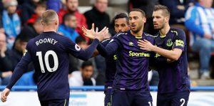 Cenk Tosun attı, Everton kazandı!