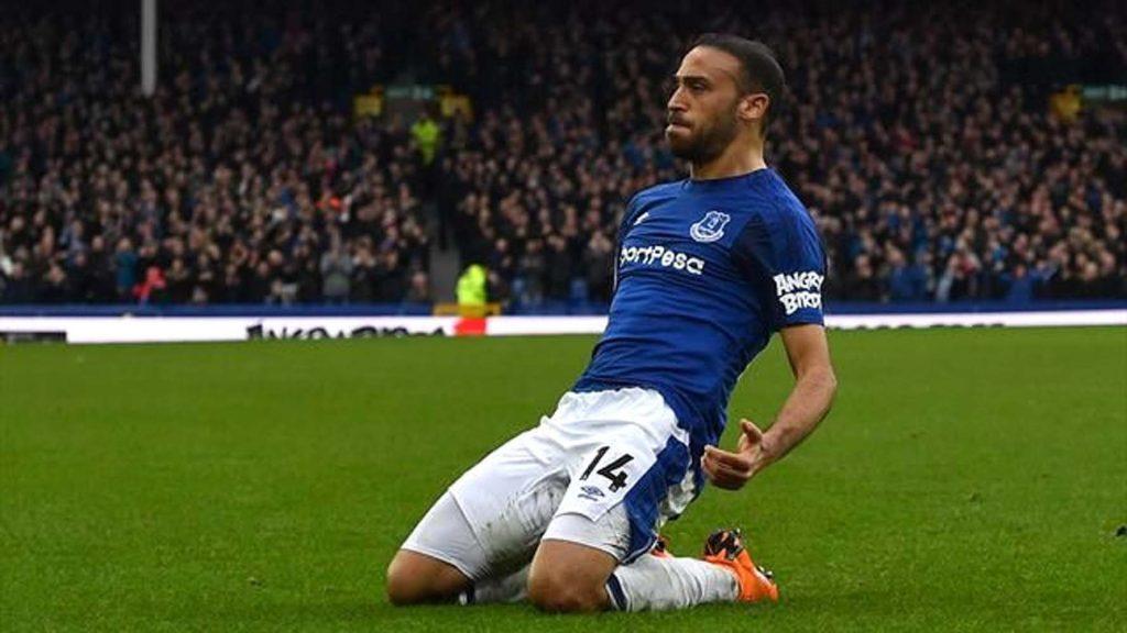 Everton taraftarı, Cenk için beste yaptı