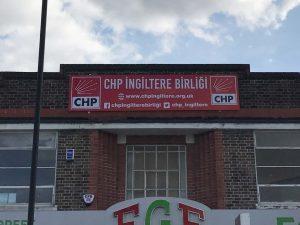 CHP İngiltere Birliği için iki kadın aday