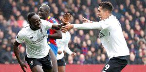 Liverpool'a tek devre yetti:2-1