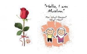 """Buyurun, Ben Müslüman'ım"""