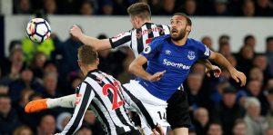 Everton – Newcastle United: 1-0