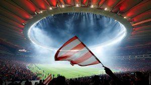 Arsenal'in rakibi Atletico Madrid