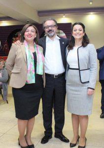 Sibel Özçelik elected as the new CHP UK president