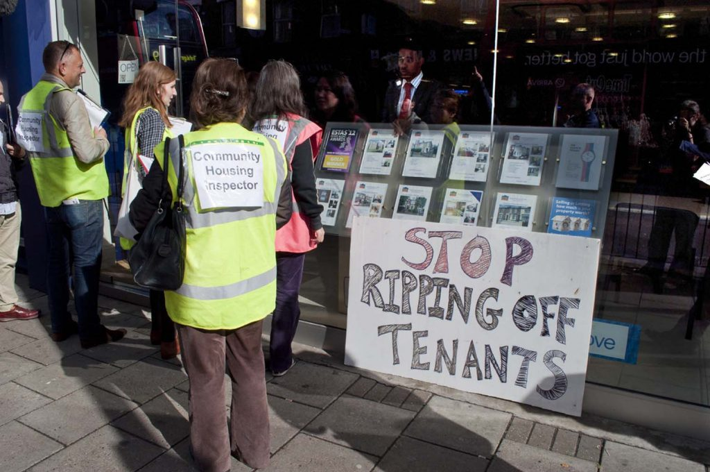 Haringey residents call for immediate council action