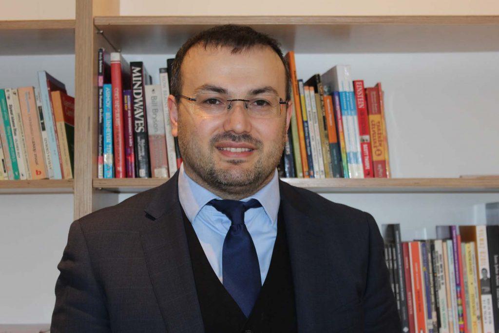 Baykal Sürük to run as local counsellor for Palmers Green