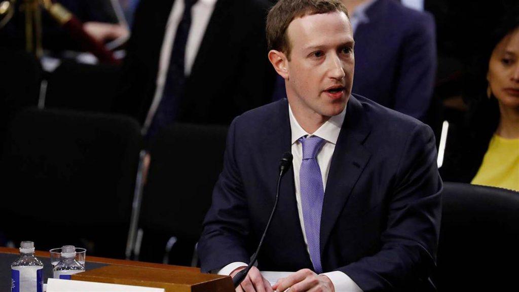 Zuckerberg grilled by US senators over Facebook's data scandal