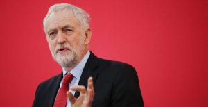 Corbyn announced four new bank holidays