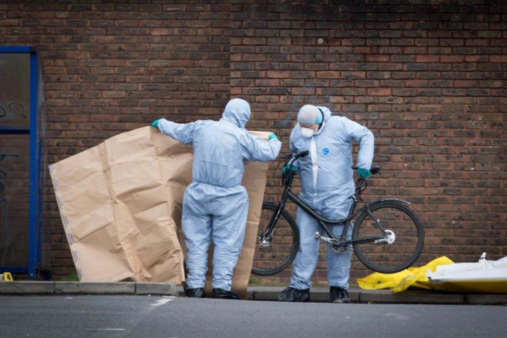 Boy dies in East London after shooting