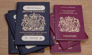 De La Rue disregards passport appeal