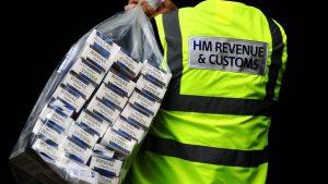 49,000 cigarettes seized in South London