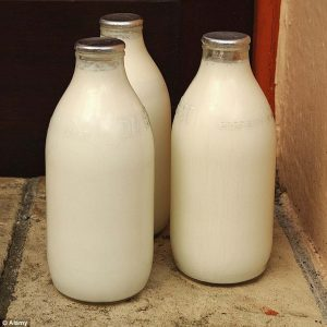 Demand increases for glass milk bottles