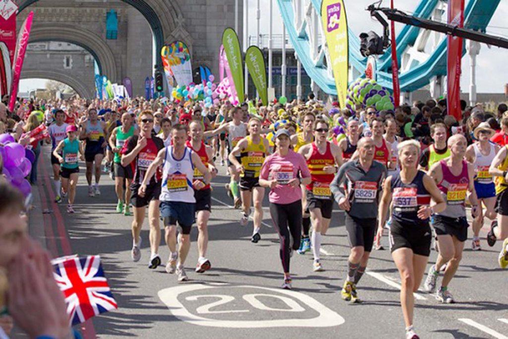 DLR strike to affect London Marathon