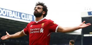 İngiltere'de Yılın Futbolcusu Muhammed Salah!