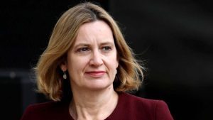 Amber Rudd resigns as home secretary
