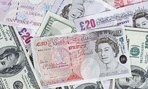 Dolar, Euro, Sterlin güne rekorla başladı