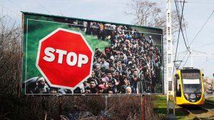 UKIP'in fotoğrafı Macaristan'da