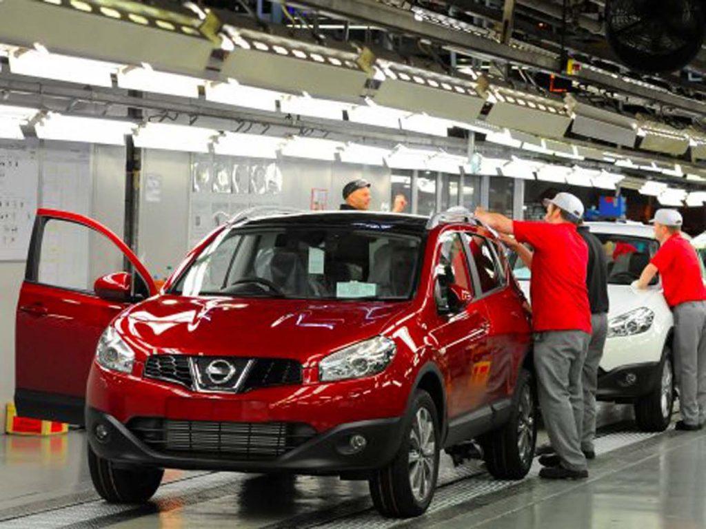 Otomobil üretimi Mart'ta yüzde 13,3 azaldı