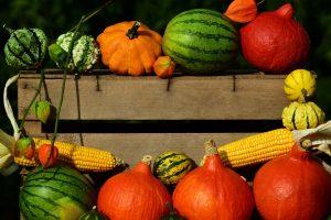 Mevsimine göre sağlıklı meyve ve sebze ajandası