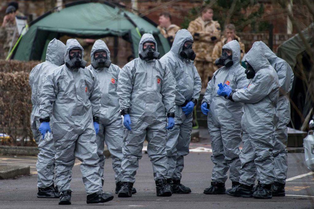 OPCW Skripallere sinir gazı saldırısını doğruladı