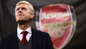 Wenger'den veda kararı