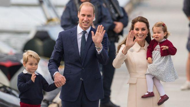 Kraliyet Ailesinin yeni üyesi dünyaya geldi
