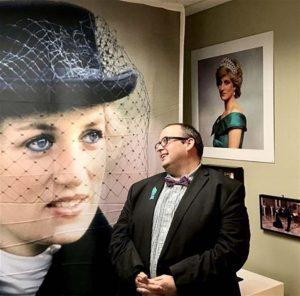 Prenses Diana'nın en tutkulu aşığı