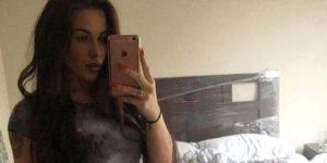Genç kadının videolarını izinsiz paylaştı!