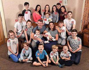 Yirmi çocuk annesi kadın 21. çocuğuna hamile