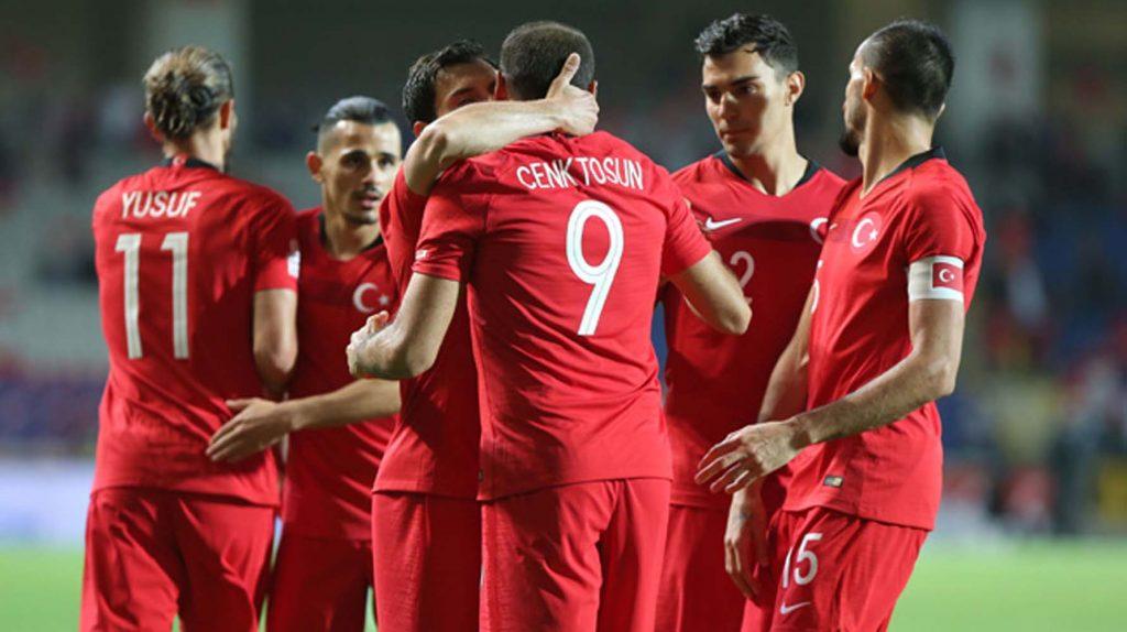 A Milli Futbol Takımı, hazırlık maçında İran'ı 2-1 mağlup etti