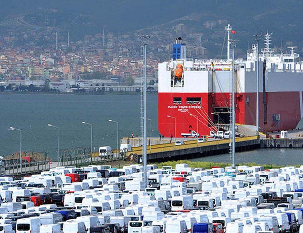 Turkey's exports surpass $160 billion in last 12 months