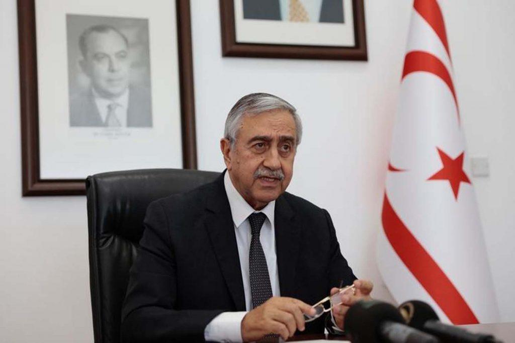 Mustafa Akıncı 'Türkiye'nin garantörlüğünü' tartışmaya açtı!