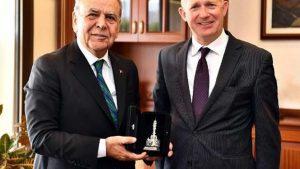 İngiliz Büyükelçiden İzmir'e 'Barcelona' benzetmesi