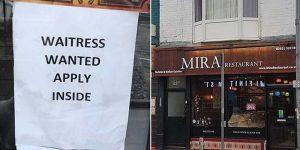 İngiltere'deki Türk restoranına 'cinsiyet ayrımcılığı' suçlaması