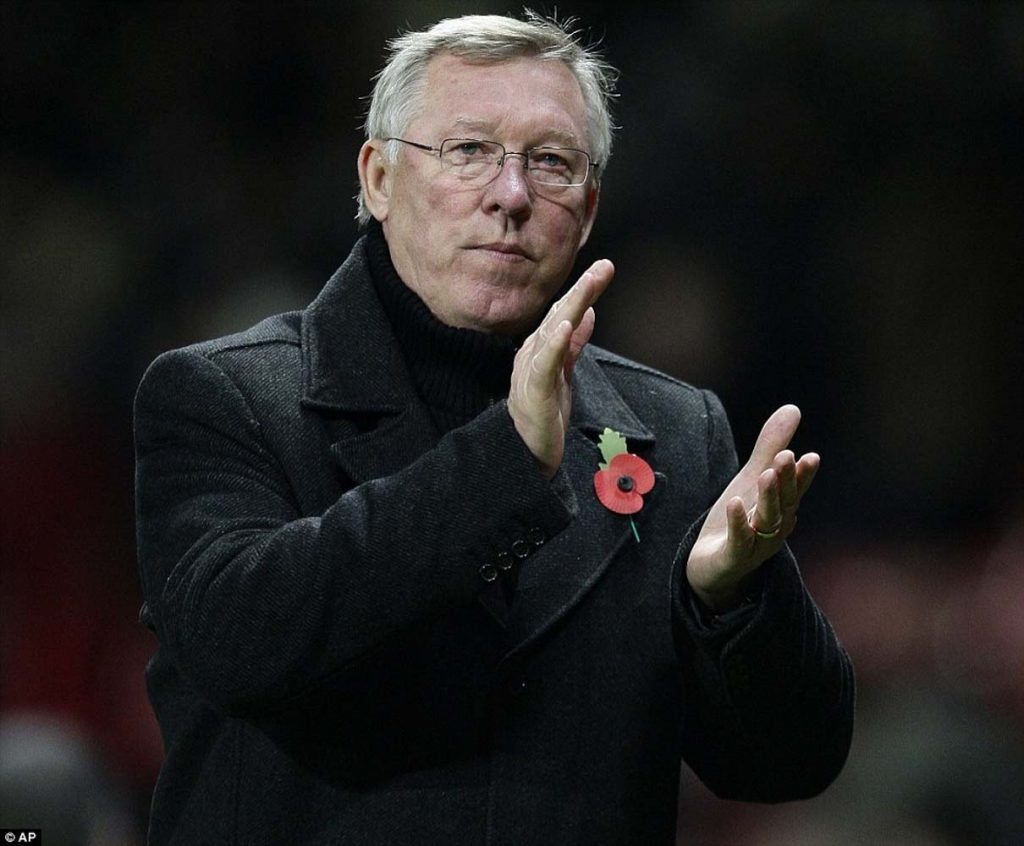 Sir Alex Ferguson, beyin kanaması geçirdi