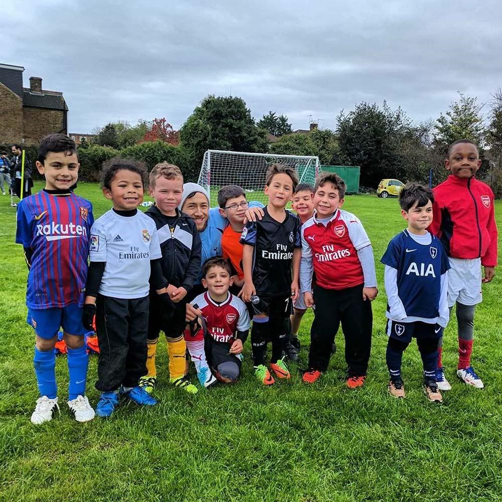 ProElite Futbol Akademi küçük yıldızlar yetiştiriyor