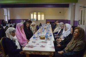 Londra Yardım Melekleri mevlit ve iftar düzenledi