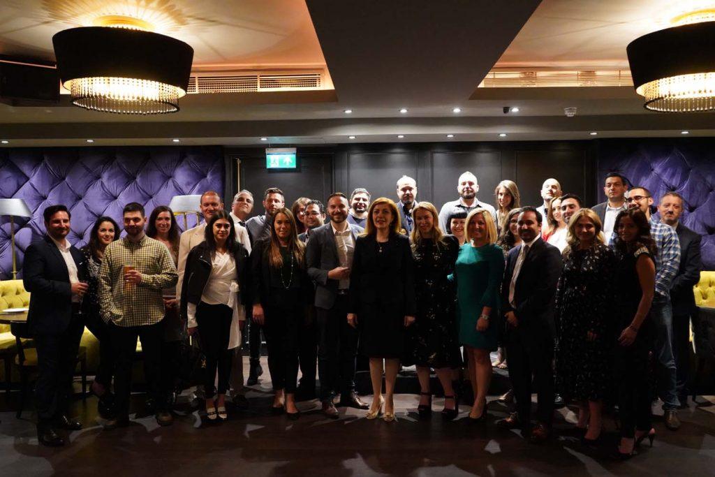 Britanya Kıbrıslı Türk Profesyoneller bir araya geldi